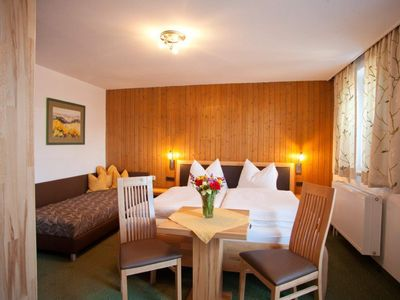 Photo for Triple Room - Pension Schierl