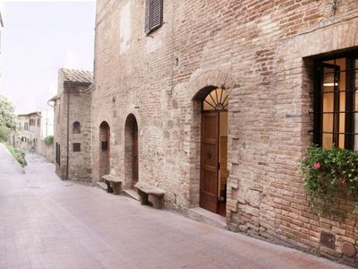 Photo for Il Capitello Just Below The Towers  apartment in San Gimignano with WiFi.
