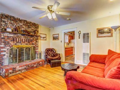 Photo for Historic, dog-friendly 1918 bungalow, close to downtown w/ original charm!