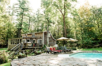 Photo for Family-Friendly Retreat Close to Town w/ Heated Pool & Hot Tub on 3 Acres