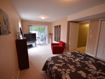 Photo for 2 Bedroom Private Suite In East Abbotsford with Stunning Views