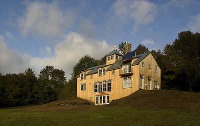 Photo for Modern luxury home on 40 acres w/ stunning views 15 min. from Sugarbush Ski Area