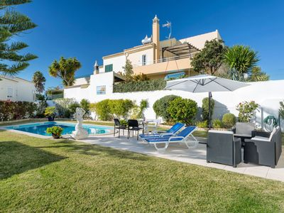 Photo for Beautiful private villa for 6 people with A/C, WIFI, private pool, TV and parking