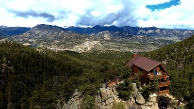 Photo for Overlook House-Views & Setting Will Guarantee You'll Come Back, Cont Divide View