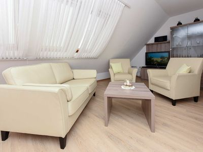 Photo for Apartment Oberdeck - Haus Nordseesterne