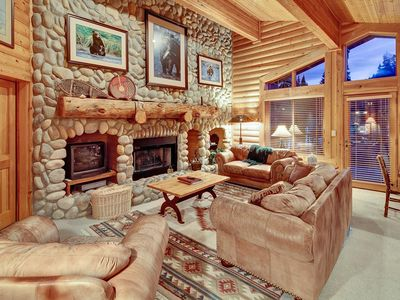 Photo for Top Floor Silver Lake Condo With Private Hot Tub and Gourmet Kitchen Walking Distance to Deer Valley