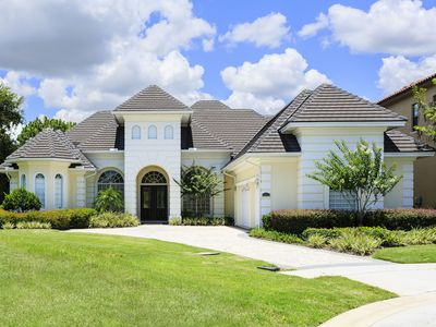 Photo for Wynstone Elegance: Amazing Villa with Large Pool, Balcony, Theater, & Game Room
