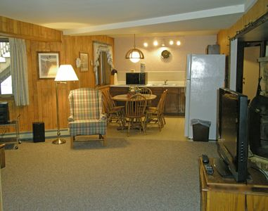 Photo for 2BR Chalet Vacation Rental in Wakefield, Michigan