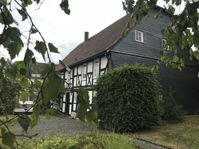 Photo for Musikhaus Medebach. This historic house is located in the village in Hochsauerland.