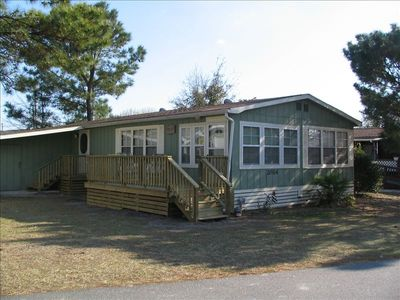 3br Mobile Home Vacation Rental In Myrtle Beach South Carolina