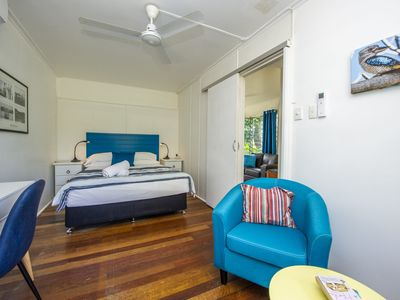 Photo for 1BR Apartment Vacation Rental in Arcadia, QLD
