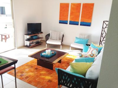 Photo for Casa Margay - Warm and chic household w/private balcony Jacuzzi.
