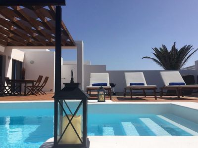 Photo for Bellavista A6 with private heated pool, air conditioning, wifi, etc ...