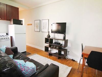 Photo for Terrific Location Furnished Two Bedroom Apartment