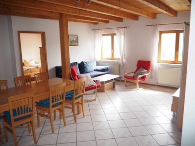 Photo for Apartment 90sqm, 3 bedrooms, max. 7 persons - Apartments Blailerhof