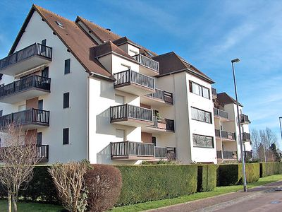 Photo for Apartment Cabourg Plage  in Cabourg, Normandy - 2 persons, 1 bedroom
