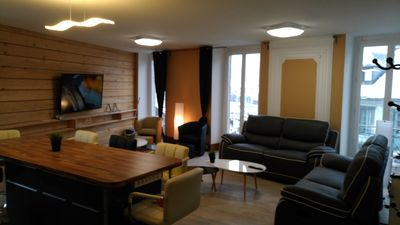 Photo for Beautiful 1 apartment 100m ² hypercentre