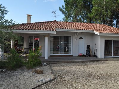 Photo for Located at the edge of the Landes forest and close to the ocean