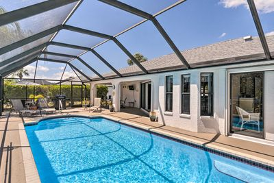 Discover the best of the Sunshine State from this stunning vacation rental!