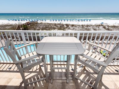 Photo for Island Princess 309: Amazing 3 BR/3 BA right on the beach!