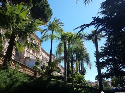 Photo for Apartment in the center of Cannes with Air conditioning, Lift (502845)