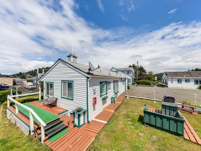 Photo for Motel suite with a separate bedroom - near the ocean & downtown!