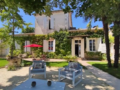 Photo for 4BR Chateau / Country House Vacation Rental in Sallebœuf