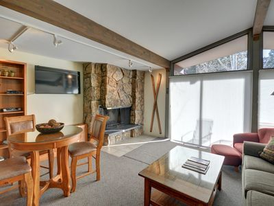 Photo for Lichenhearth Condominiums 40: Ski in Ski Out Condo.  Free Hot Tub/Pool Access