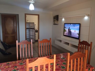 Photo for 3BR Apartment Vacation Rental in Guarapari, Espirito Santo