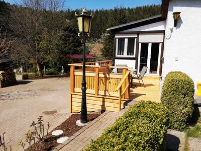 """Photo for Holiday house """"Trudi"""", a place to relax, also with dog"""
