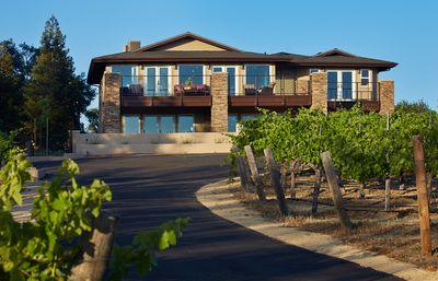 Photo for Spectacular Vineyard Views