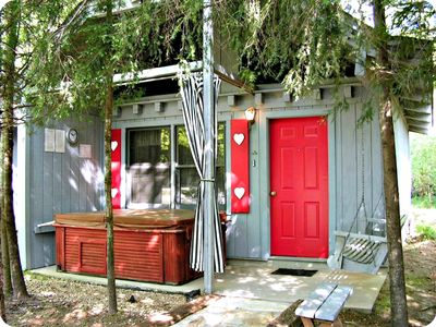 Photo for Bear Paw Cottage(#4 Queen)Adorable;Hot Tub; Pet Friendly;2Adults/2 Children max