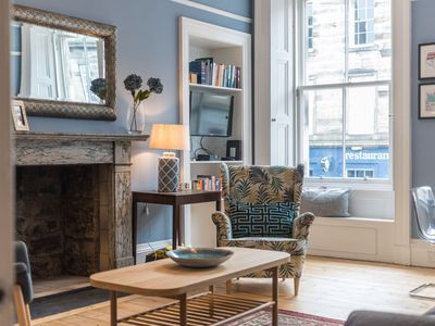 Photo for 107 Broughton Street -  an edinburgh that sleeps 6 guests  in 3 bedrooms