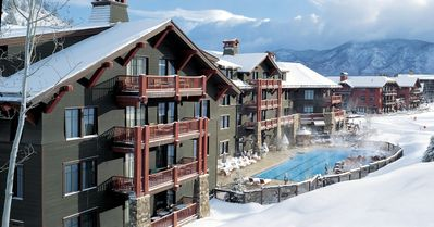 Photo for CHEAPEST 2BR/2BA RITZ CARLTON CONDO-- Ski-In/Ski-Out; 1/19-1/23