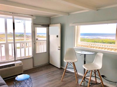 Amazing Ocean Views from this condo!  #stepstothebeach #oceanfront #crystalcoast