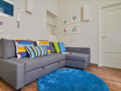 Photo for Tosca apartment in Porta Vittoria with WiFi, air conditioning & lift.