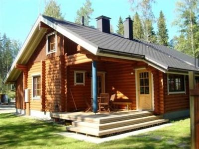 Photo for Vacation home Amero purnu 3 in Lieksa - 9 persons, 3 bedrooms