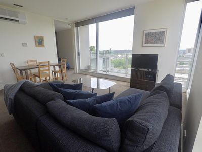 Photo for Cozy 2 bedroom apartment | Spectacular Views | Fabulous location
