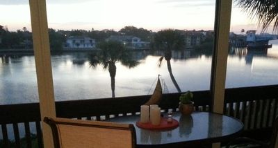 Photo for Intercoastal View  133 Breathtaking view from this 3rd floor condo
