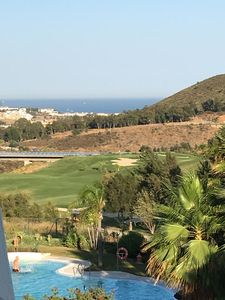 Photo for New apartment mijas costa sea view, golf and mountains