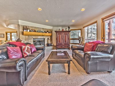 Photo for Lower Deer Valley 5 Bedroom House Just Minutes Away from Ski!