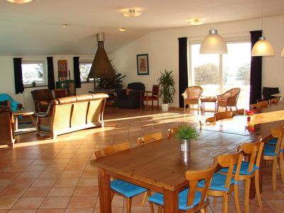 Photo for Ardennen: spacious, wheel accessible holiday house, 400m² with a wonderful view