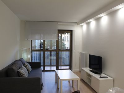 Photo for 1BR Apartment Vacation Rental in Salamanca, CL