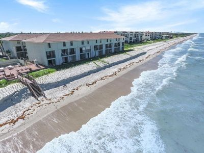Photo for On the Beach with Direct Ocean View - Satellite Beach, FL,  MONTHLY MINIMUM