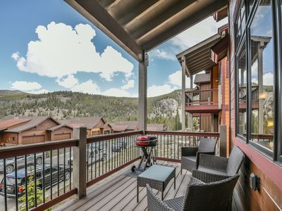 Photo for Newly Built! Private Garage, Laundry, Large Deck w/ Grill - 5 min Shuttle ride to Slopes!