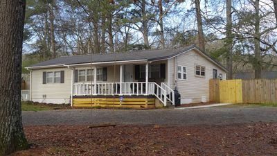 Photo for Mid Lake Newly renovated get-a-way cottage for fishing and fun