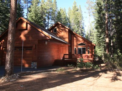Photo for Brand New Vacation Rental at Tahoe Donner - Sleeps 10