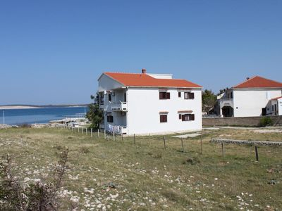 Photo for Studio appartment in Kustići (Pag) capacity 2+0