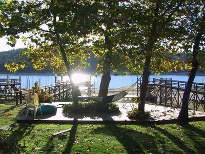 Photo for Lake Front W/Dock, Sleeps 15 - Check Our Off Season Rates