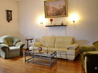 Photo for Old Lemberg (3 badrooms lux apartment in city center)